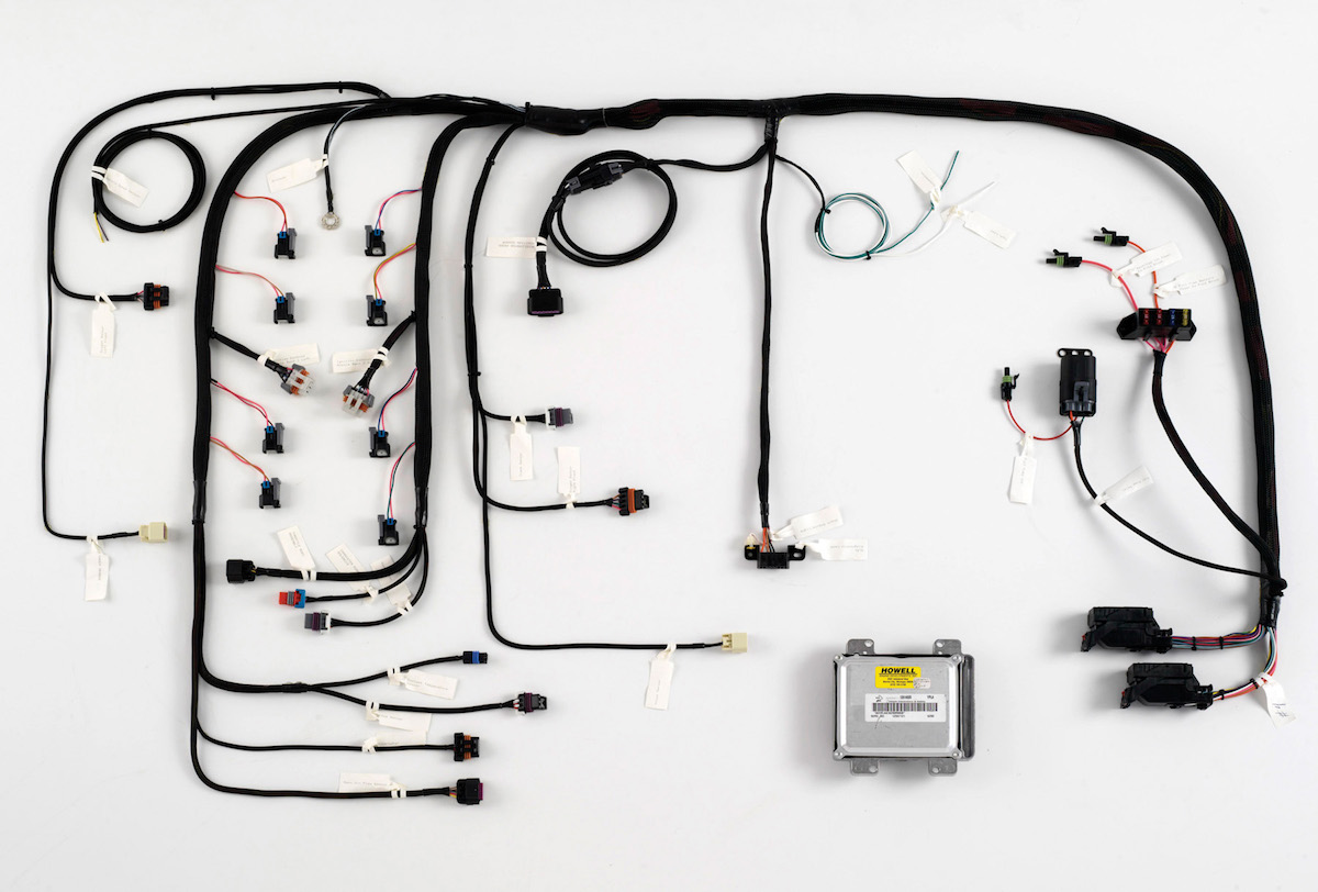 timeless muscle magazine howell efi is a leader in wiring harnesses for many applications and conversions they have recently expanded to not only cover more applications