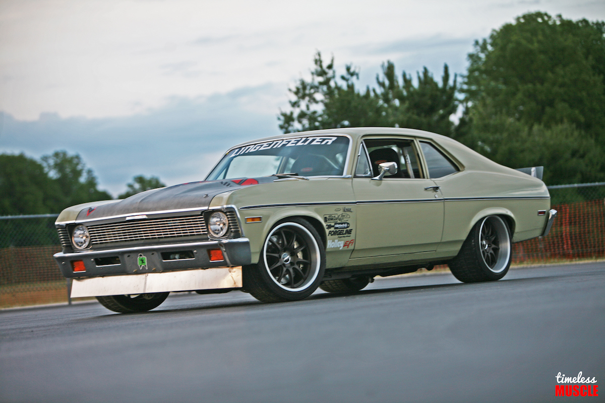 Car Feature Pro Touring Nova Autocentric Media